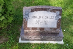 Slant Memorials
